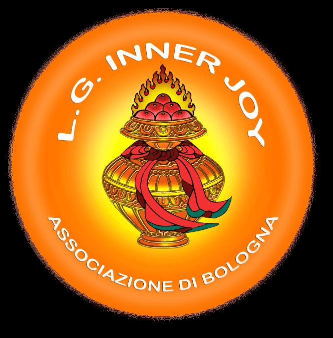 Logo Associazione Lama Gangchen Inner Joy Bologna