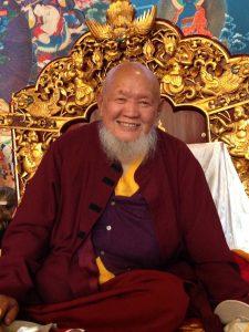 Lama Gangchen Rinpoche